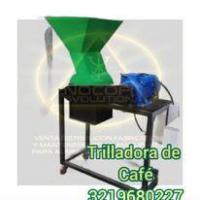 TRILLADORA  DE CAPASIDA 30KL PARA CAFE