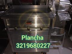 ESTUFA TIPO PLANCHA