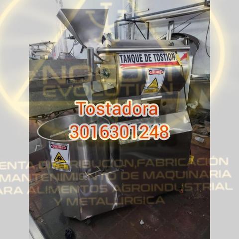 TOSTADORA SELECCIONADOR DE FRUTAS - 1/1