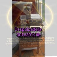 DESPULPADORA DESPLUMADORA