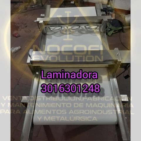 HOMOGENIZADOR LAMINADORA AREPAS - 1/1