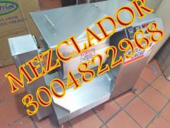 MEZCLADOR DE CHOCOLATE