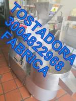 TOSTADORA DE CACAO-CAFÉ- SACHA INCHI