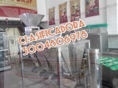 clasificadora cacao en acero