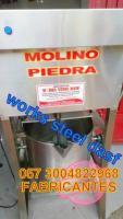 MOLINO DE PIEDRAS REFINADOR DE CACAO