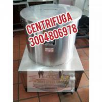 centrifuga lavadora de vegetales y legunbres