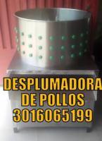 PELADORA DE POLLO