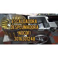 DESPLUMADORA - ESCALDADORA